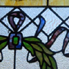 Stained Glass Window in Chariton and Schwager Conference Room